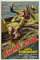The Night Ride (1930) Poster