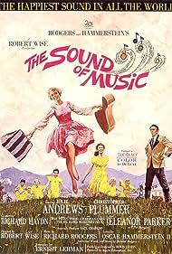 Julie Andrews, Christopher Plummer, Charmian Carr, Angela Cartwright, Duane Chase, Nicholas Hammond, Kym Karath, Heather Menzies-Urich, and Debbie Turner in The Sound of Music (1965)