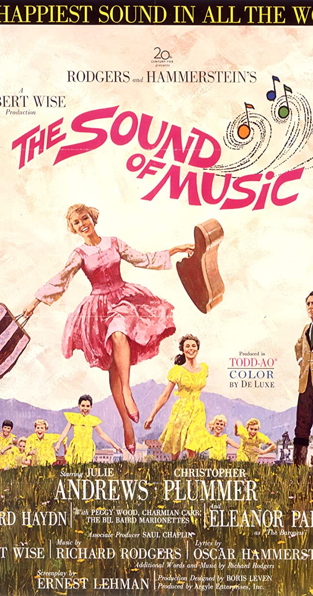 Subtitle of The Sound of Music