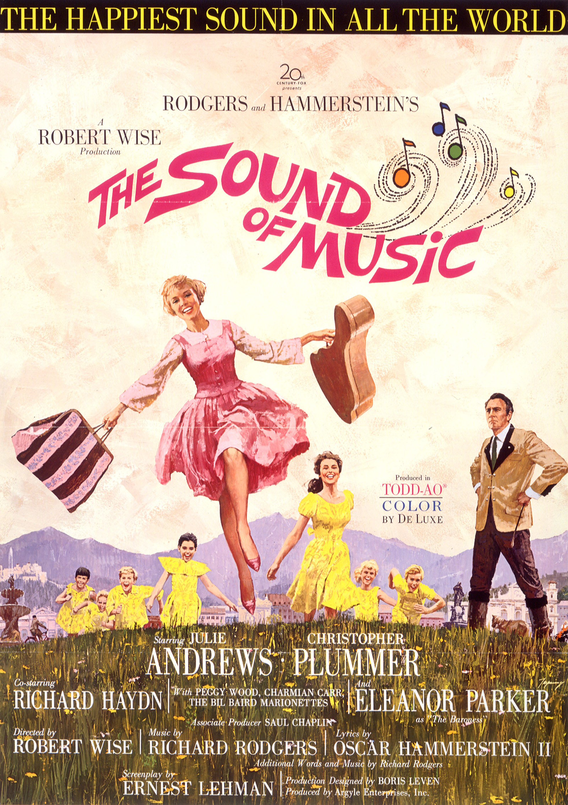 The Sound of Music (1965) BluRay 480p, 720p & 1080p