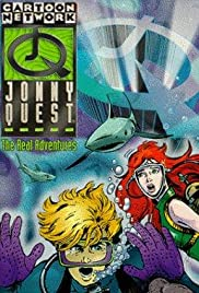 The Real Adventures of Jonny Quest Poster - TV Show Forum, Cast, Reviews