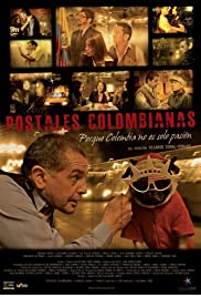 Postales Colombianas Poster