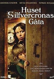 Huset Silfvercronas gåta Poster