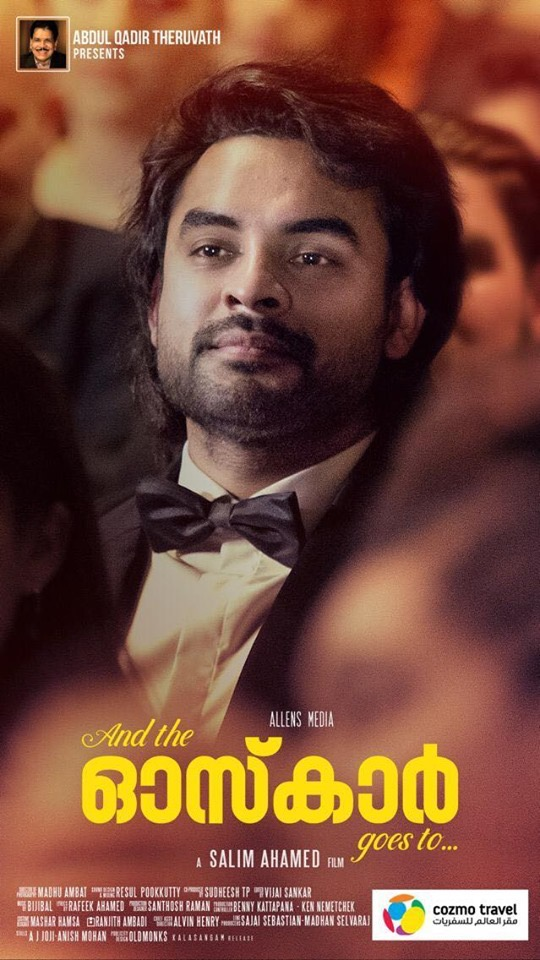 Tovino Thomas in And the Oskar Goes To.. (2019)