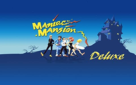 Maniac Mansion Deluxe by