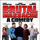 Gerry Bednob, Ken Foree, Gunnar Hansen, David Naughton, Brian O'Halloran, Ellen Sandweiss, and Michelle DiBenedetti in Brutal Massacre: A Comedy (2007)