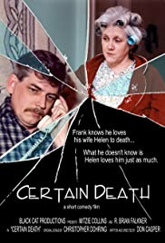 Certain Death Poster