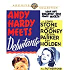 Judy Garland and Mickey Rooney in Andy Hardy Meets Debutante (1940)