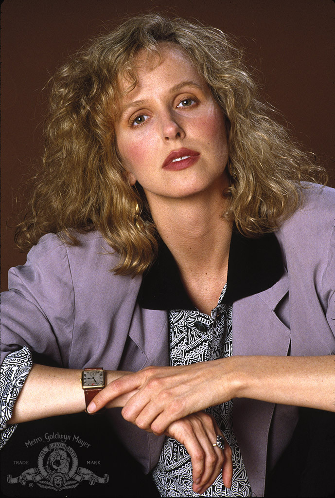 Kim Greist in Throw Momma from the Train (1987)