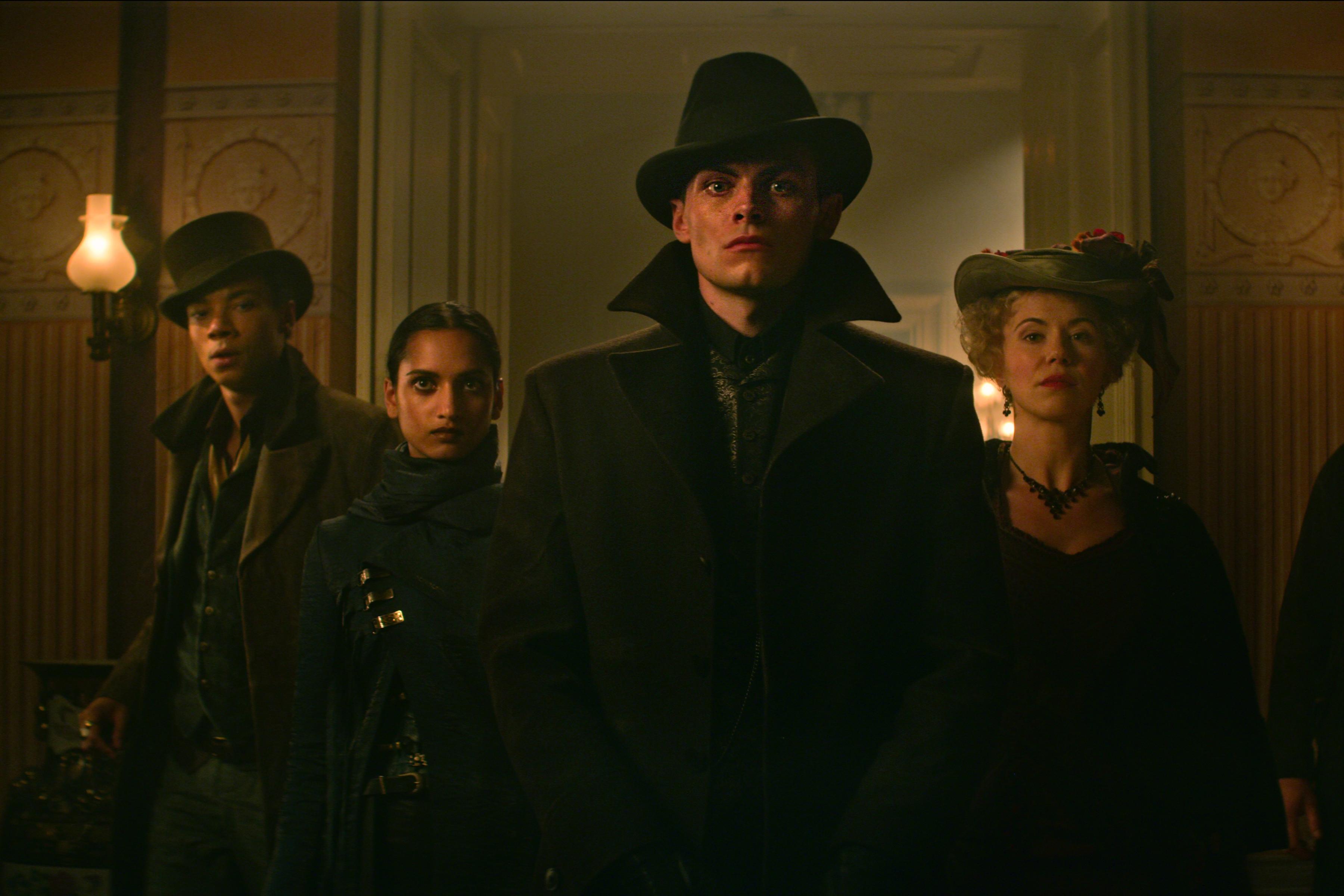 Shadow and Bone (TV Series 2021– ) - IMDb