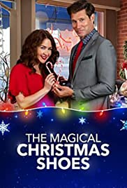 Magical Christmas Shoes Poster