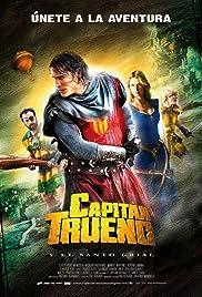 Captain Thunder Poster