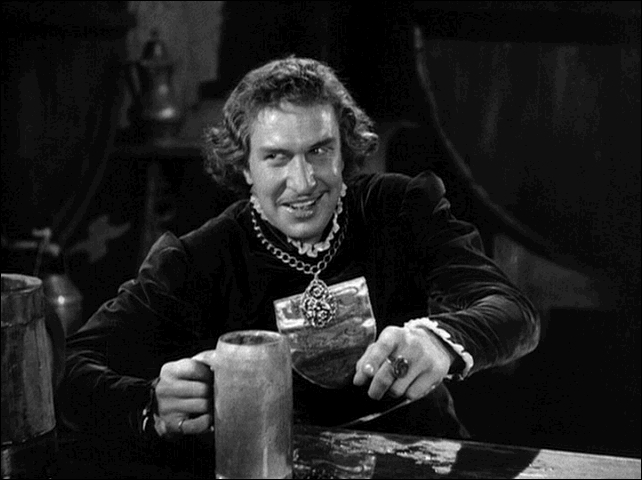 Vincent Price in Tower of London (1939)