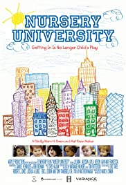 Nursery University Poster