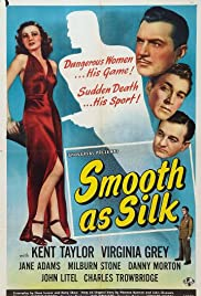 Smooth as Silk Poster