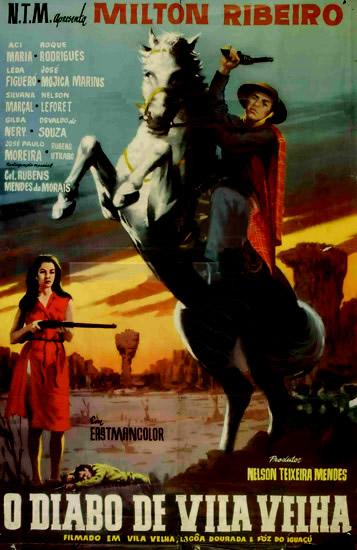 O Diabo de Vila Velha (1966) - IMDb