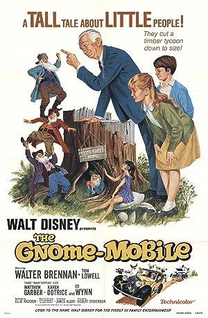 Where to stream The Gnome-Mobile