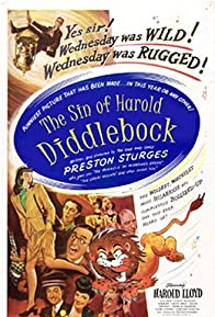 Primary photo for The Sin of Harold Diddlebock