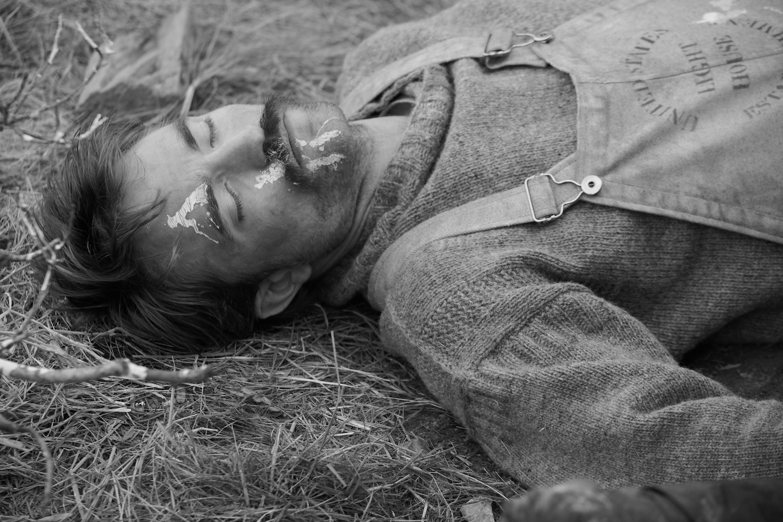 Robert Pattinson in The Lighthouse (2019)