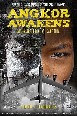 Where to stream Angkor Awakens: A Portrait of Cambodia