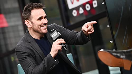 BUILD: Matt Dillon on his Character in 'The House That Jack Built'