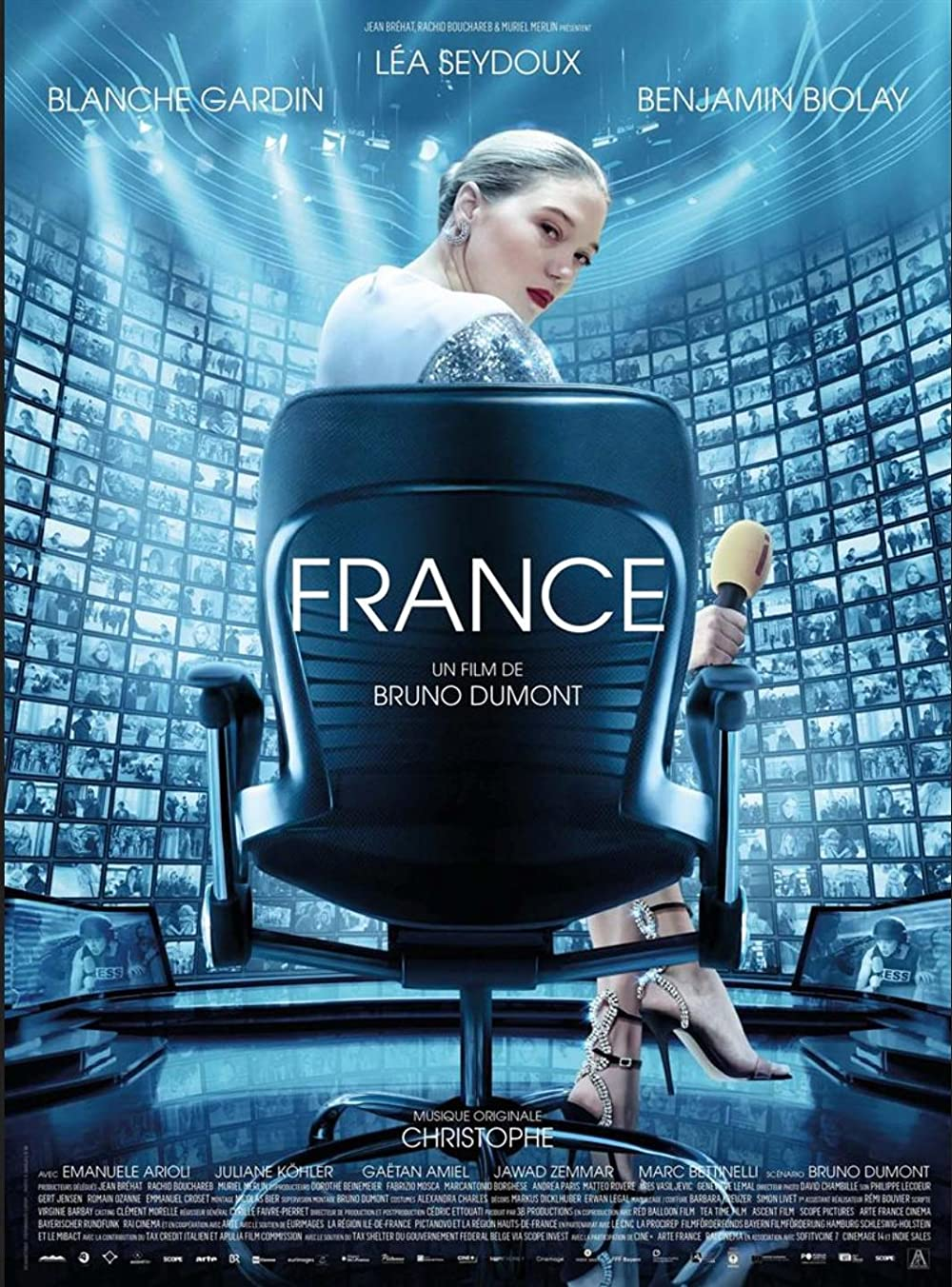 France (2021) Full Movie [In French] With Hindi Subtitles | CAMRip 720p [1XBET]