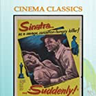 Frank Sinatra and Nancy Gates in Suddenly (1954)