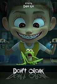 Don't Croak Poster