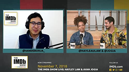 Hayley Law and Avan Jogia on Landing Roles in 'The New Romantic'