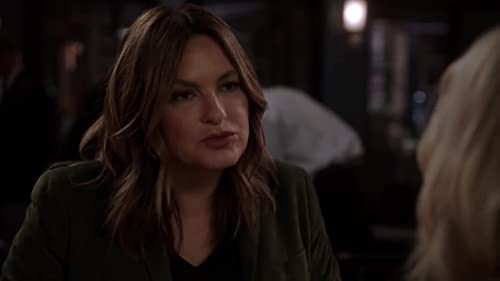 Law & Order: Special Victims Unit: Benson's Complicated Situation