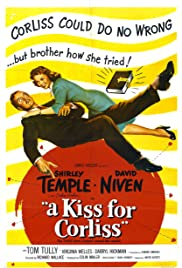 A Kiss for Corliss(1949) Poster - Movie Forum, Cast, Reviews