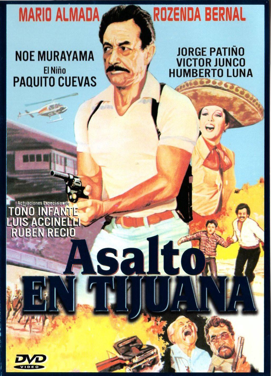 Asalto en Tijuana ((1984))