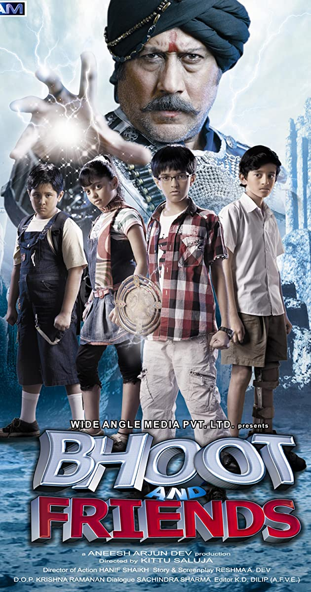 Bhoot and Friends (2010) - IMDb