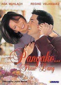 Pangako... Ikaw lang none