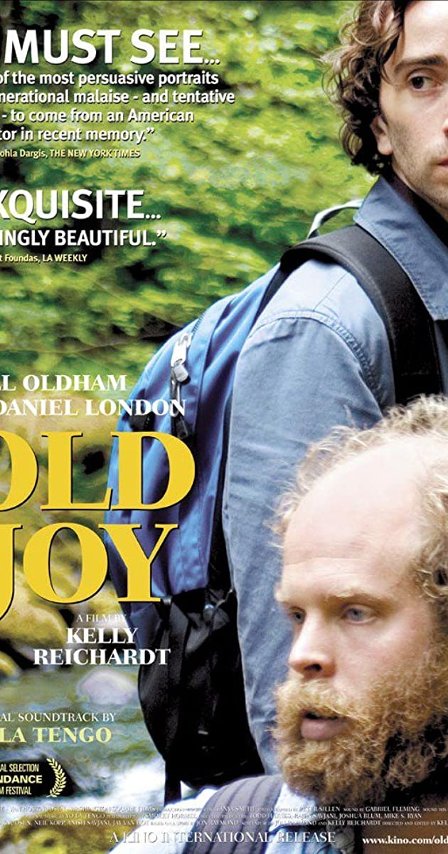 Subtitle of Old Joy