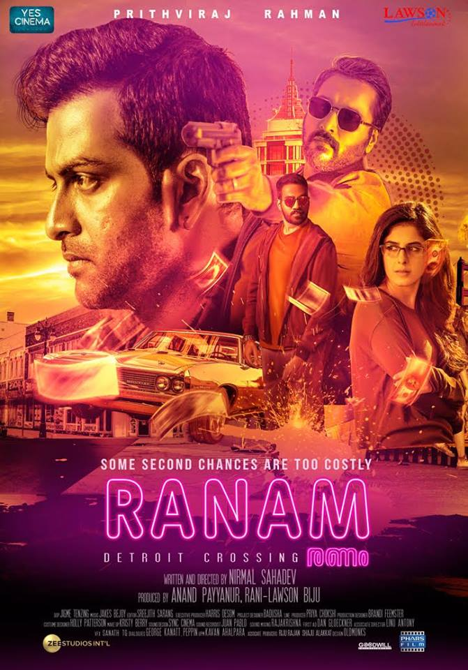 Image result for ranam poster