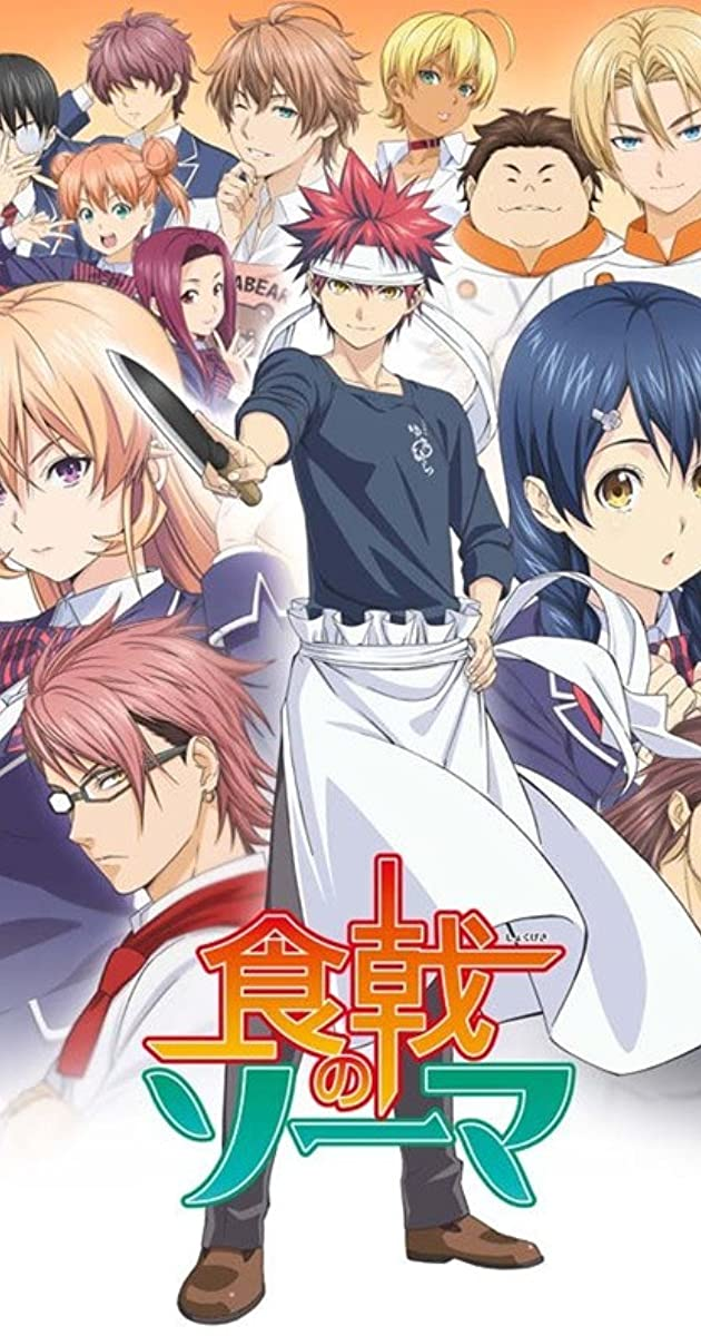 [AnimePlaza] Shokugeki no Soma S4 - 05 [720p] [ AVC] [ x264] [8bit] [AAC] mkv