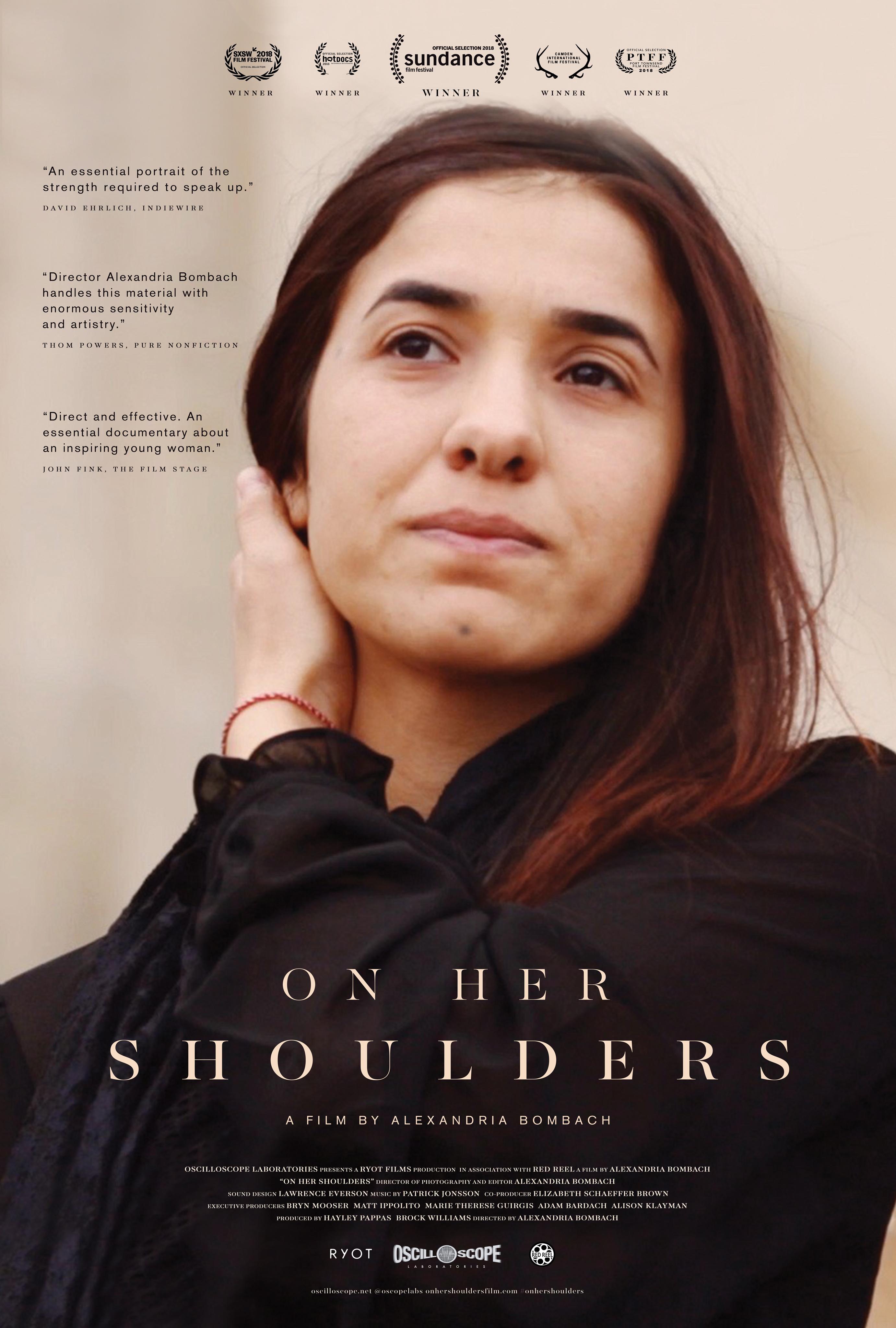 On Her Shoulders 2018 Imdb