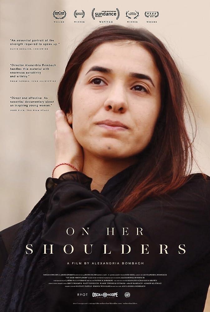 Nadia Murad in On Her Shoulders (2018)