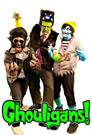 The Ghouligans! Mini Series Poster