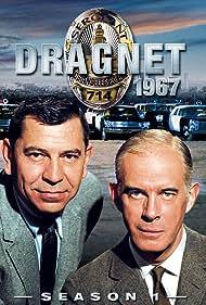 Dragnet 1967 (1967) Poster - TV Show Forum, Cast, Reviews