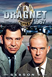 Dragnet 1967 Poster - TV Show Forum, Cast, Reviews