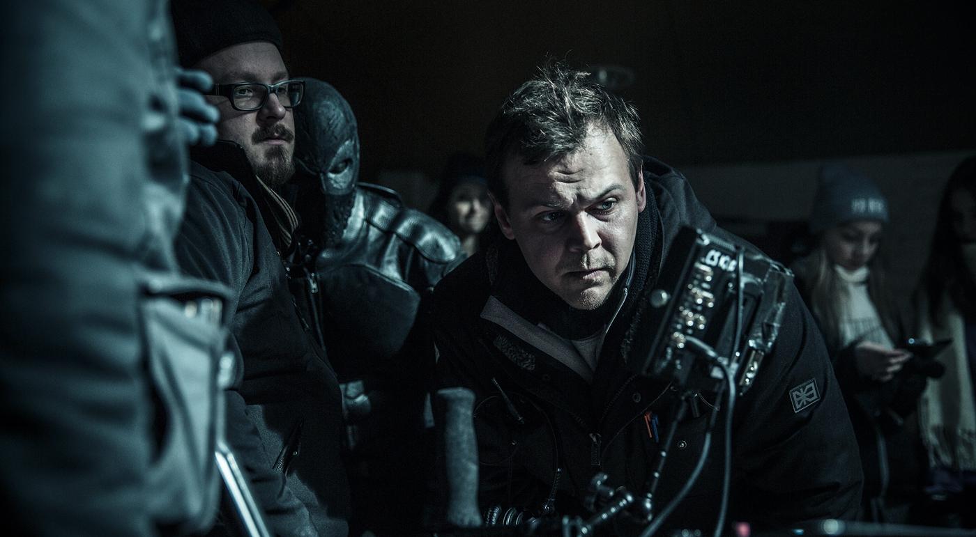 Kristofer Gummerus, Tero Saikkonen, and Jesse Haaja in Rendel (2017)