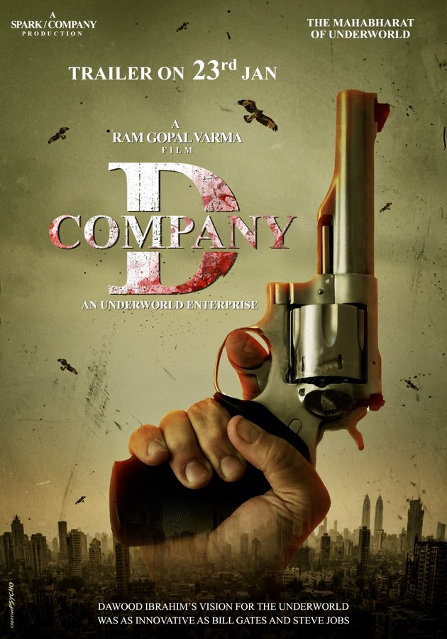 D COMPANY (2021) Hindi Dubbed 400MB HDRip 480p ESubs Download