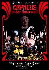 Watch free new movies 2016 Orpheus in der Unterwelt East Germany [4K