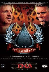 Primary photo for TNA Wrestling: Against All Odds
