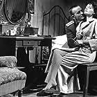 Eva Bartok and Hannes Messemer in Der Arzt von Stalingrad (1958)