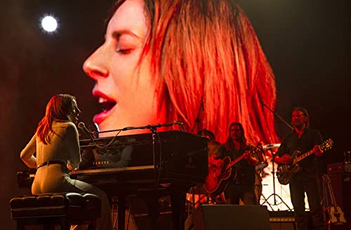 Lady Gaga of 'A Star Is Born': No Small Parts