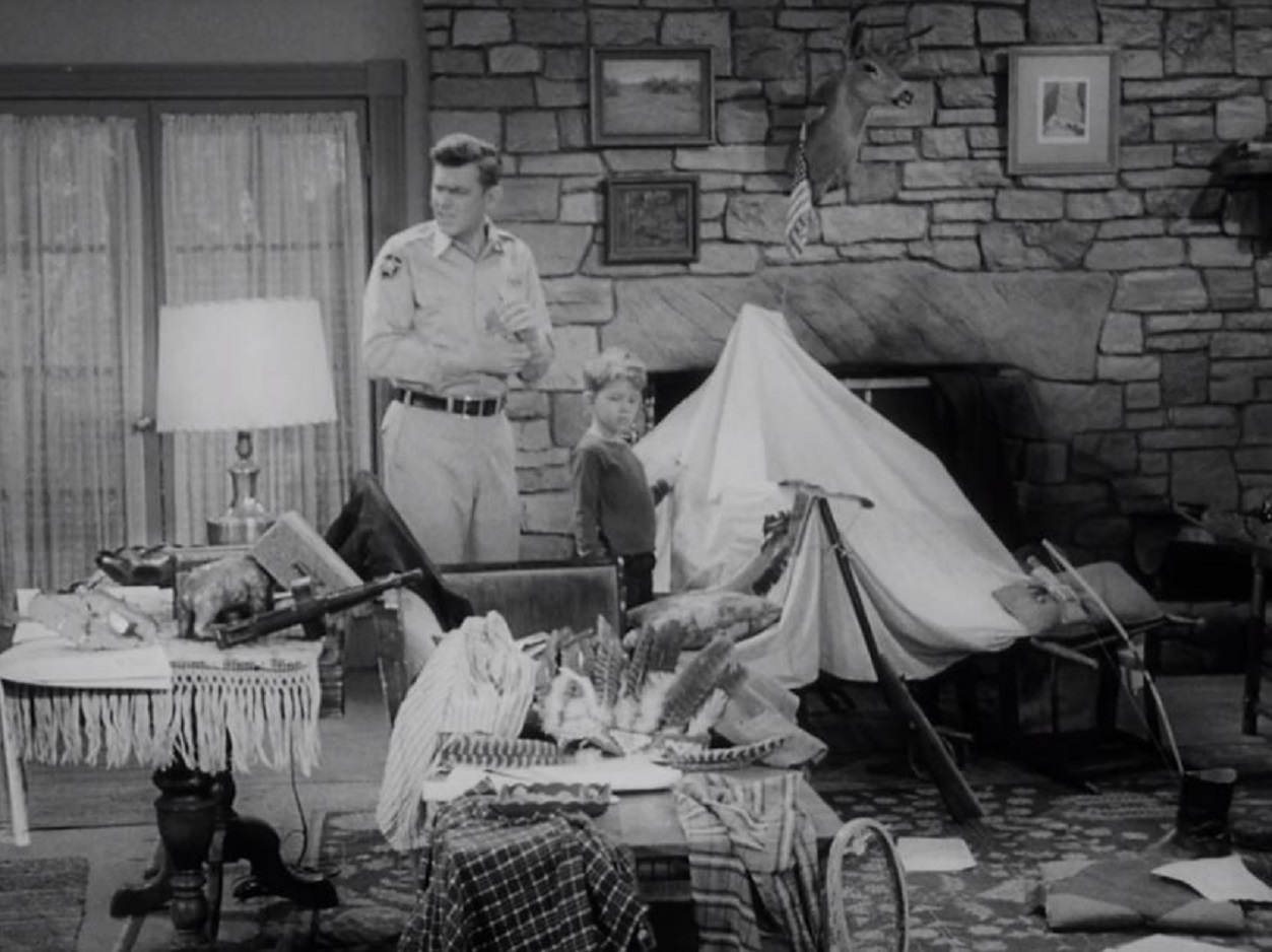 """The Andy Griffith Show"""" Andy and Opie, Housekeepers (TV Episode 1961) - IMDb"""