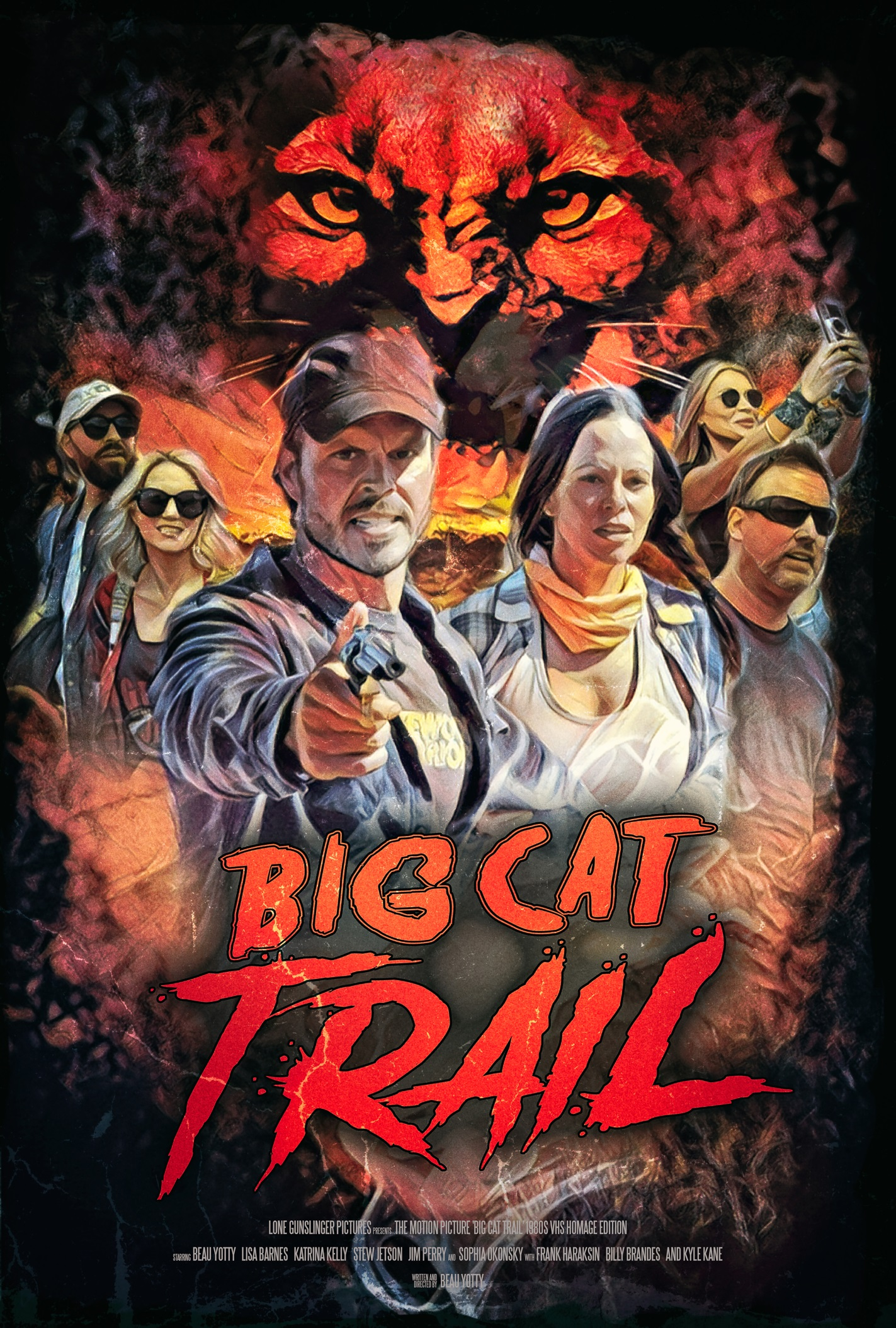 watch Big Cat Trail on soap2day